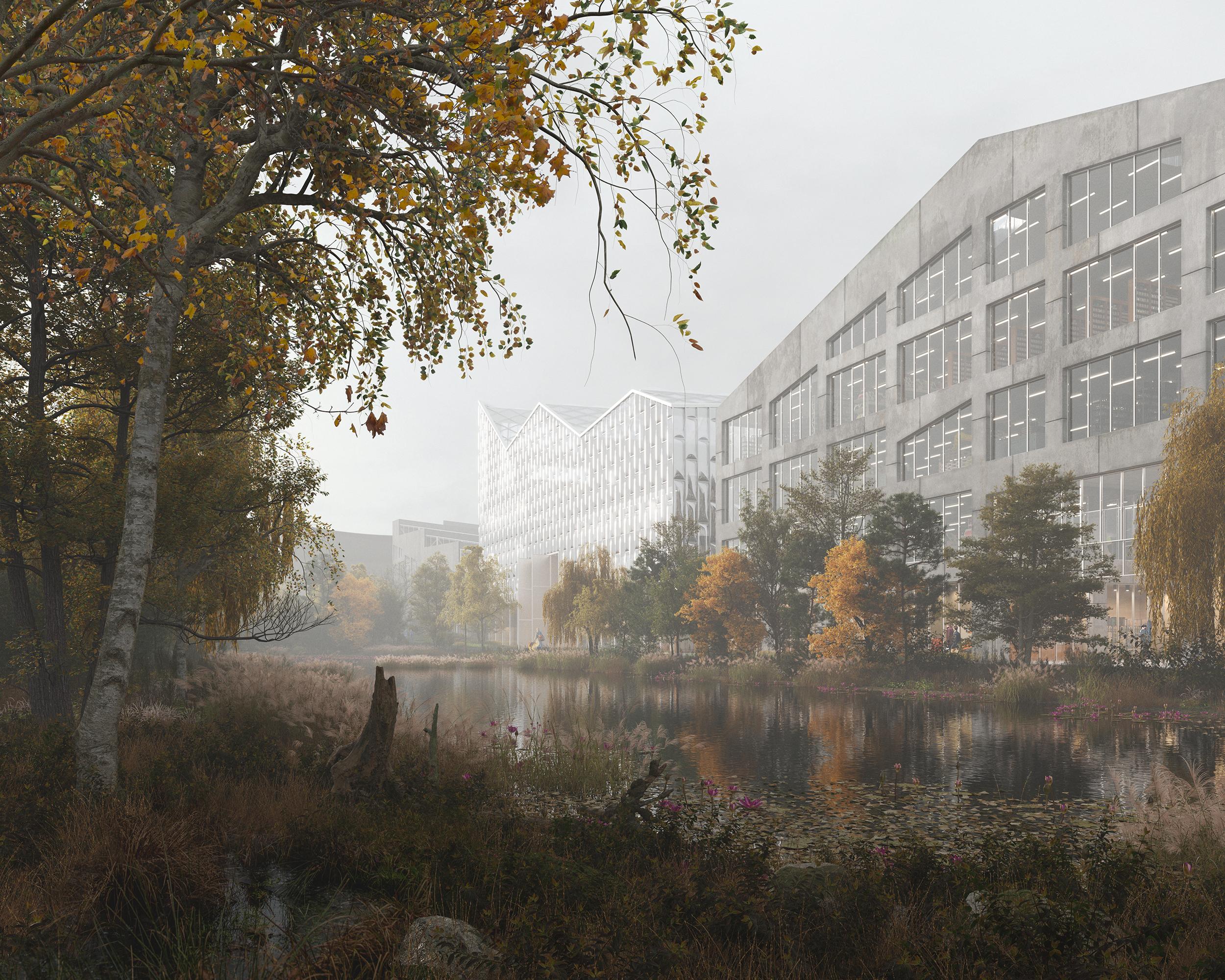 ORG – Permanent Modernity & Bureau Bas Smets, Belgium